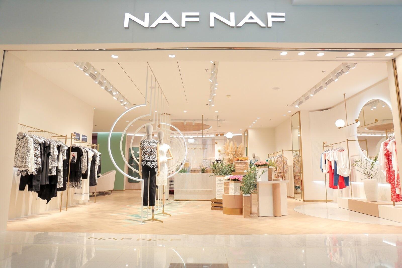 Naf Naf renforce son service desk avec l'aide de Logikart